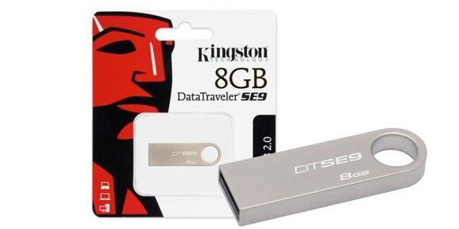 Kingston Flash Drive 8GB