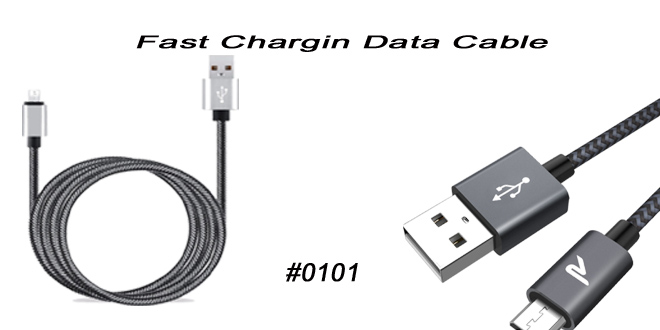 High Speed Micro USB Fast Chargin USB Cable