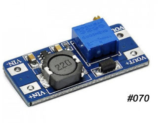MT3608 DC-DC Boost module
