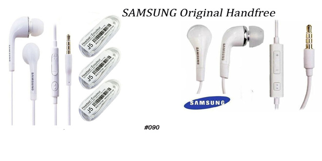 Original Samsung Hands-free headset Earphone 3.5MM Jack