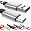 fast charging micro usb data cable